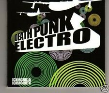 (A325) Ichinchilla, Death Punk Electro - new CD
