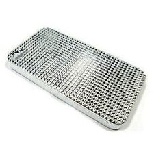 Ultra léger dur Housse Peau Pour Apple iPhone 4 4G 4S silver Diamond Bling