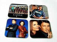 Castle Nathan Fillion TV Show COASTER Set