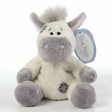 "4"" My Blue Nose Friends Bobbin the Horse No. 22 - Plush Soft Toy"