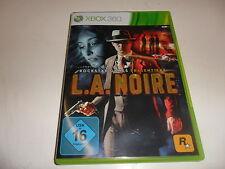 Xbox 360 L.A. noire (Uncut)