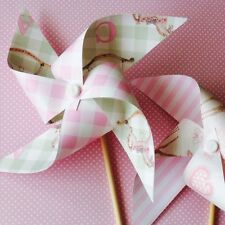 LIBRO PINWHEEL KIT Baby Shower GIRL fai da te decorazioni primo compleanno battesimo