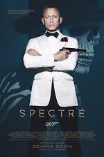 James Bond SPECTRE Poster - SKULL - New JAMES BOND Movie poster PP33711