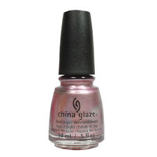 China Glaze Nail Polish Lacquer 83403 Chrome Is Where The Heart Is 0.5oz