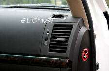 2* Inner Front Air Condition Cover Trim for Toyota Land Cruiser LC200 2008-2016