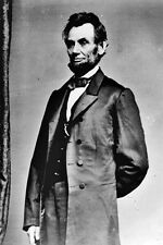New 5x7 Photo: Abraham Lincoln, 16th President of the United States