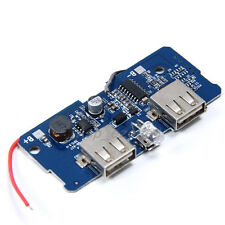 5V Charger Circuit Board 2A Power Supply Mainboard Step Up Board Dual USB Output