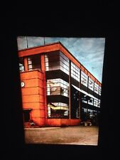 Walter Gropius: Fagus Shoe Factory. German Architecture 35mm Slide