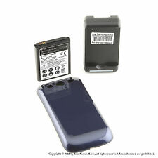 4300mAh Extended battery and blue door + Charger for Samsung Galaxy S3; i9300