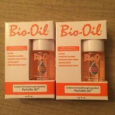 Lot of 2 Sample Size Bio-Oil PurCellin Oil