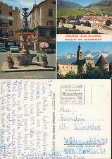 GLORENZA,VEDUTINE,VIAGGIATA -TRENTINO(BZ)F.G. N.43501