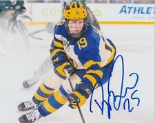 DYLAN LARKIN AUTOGRAPH MICHIGAN WOLVERINES 8X10 PHOTO SIGNED