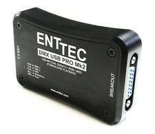 ENTTEC DMX-USB Pro MK2  USB / DMX interface, in / out, 2 universes
