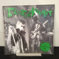 THE ELECTRIC VOMIT 3 SONG EP 45 CDN re PS 70's PUNK limited edition oop L@@K