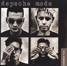 "Depeche Mode - Violator Live 1990 (Rare Colored 3x12"" Vinyl LP) BONG1990 NEU!"