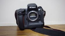 Nikon F5 SLR 35mm Film Camera Body w/ Strap V4175) Make Offer Now :)