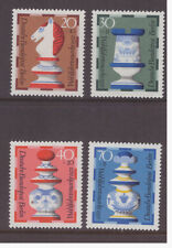 Germany West Berlin 1972 Chess Cultures, Ethnicities set mint MNH SGB424-427