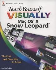 Teach Yourself VISUALLY Mac OS X Snow Leopard-ExLibrary
