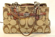Coach Chelsea G1173-17806 Jayden Signature Jacquard Duo Compartment Carryall ajq