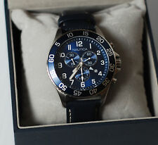Nautica Men's NAD15506G Blue Chrono Quartz Watch