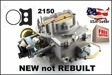 NEW Carburetor 2Bbl Ford 2150 W/Climate Choke Fits Many V8 Engines 302 & 351