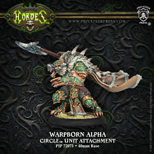 Warmachine Hordes BNIB - Circle Orboros Warpborn Alpha