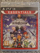Kingdom Hearts HD 2.5 ReMix For PAL PS3 (New & Sealed)