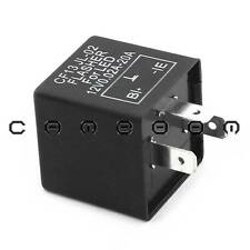 3 Pin CF13 JL02 Car Flasher Relay to Fix LED Turn Signal Light Blink Flash Relay