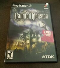 Disney's The Haunted Mansion (Sony PlayStation 2, 2003) New Unopened