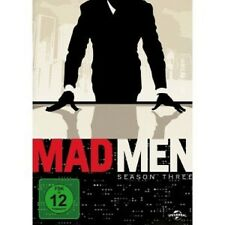 MAD MEN SEASON 3 (4 DVD) NEUWARE JON HAMM,ELISABETH MOSS,VINCENT KARTHEISER