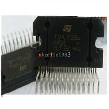2PCS IC TDA7386 ZIP-25 ST Amplifier NEW