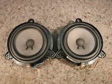 "1 PAIR BOSE 6.5"" CAR SPEAKERS 2 OHM 35W NISSAN INFINITI OEM NEODYMIUM 73"
