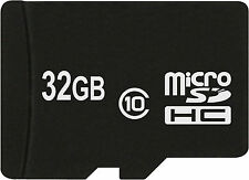 32 GB Micro SDHC 32GB Class 10 Tarjeta de memoria para Samsung GALAXY Note 10.1