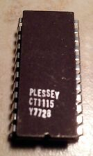 Plessey CT1115 Frequency Synthesizer - NOS - Rare !