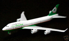 Eva Air NEW Diecast Metal Airplane Model Boeing Collectible Aircraft NIB ~ryokan