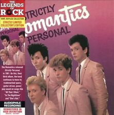 Strictly Personal by The Romantics *New CD*