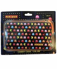 Pac-Man XL Console Carry Case Nintendo 3DS XL