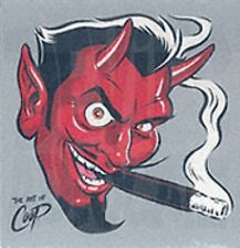 Devil's Advocate: The Art of Coop, Chris Cooper, Acceptable Book