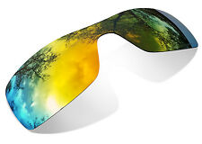 Polarized Replacement Lenses for oakley batwolf  different colors