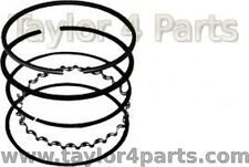CHROME PISTON RING SET FITS K181, 8HP REPL KOHLER  232575S  (2470)