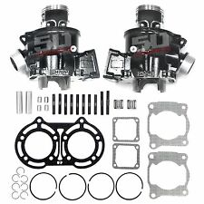 Banshee Part # 2GU-11321-00-00, 2GU-11311-00-00 Yamaha Cylinder Kit 350 Piston