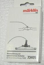Märklin 73405 personenwagen - stroomverzorgingsset met symmetrische sleper.