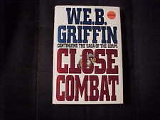 Close Combat Bk. 6 by W.E.B. Griffin (1993, Hardcover) Book Novel Fiction