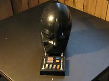 Star Wars Darth Vader Mask Talking Voice Changer Helmet Hasbro 2004