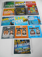 mixmag DJ MIX 15 CD BUNDLE TECHNO COX WINK SLAM MANDY HOUSECAT DUBFIRE MAAS MYLO