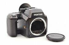 Excellent++ Pentax 645N Medium Format Film Camera Body with Film Back #654