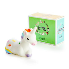 New LED Light Up Unicorn Lamp Night Light Cute Kitch Forest Friends Bedside