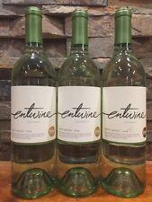 3-Bottles 2014 Entwine Pinot Grigio