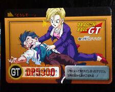 DRAGON BALL GT Z DBZ HONDAN PART 30 CARDDASS DP CARD REG CARTE 188 JAPAN 1997 NM