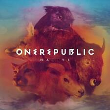 Native von OneRepublic      (2013)   Neu CD  in Folie
